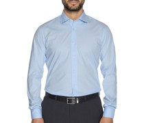 Business Hemd Slim Fit blau