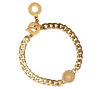 Armband, gold, Damen