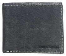 Geldbörse+Schlüsselanhänger, schwarz, Herren