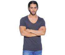 T-Shirt, anthrazit, Herren