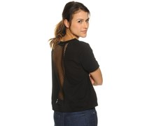 Roseindian T-Shirt, nero, Damen