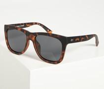 Sonnenbrille cognac/braun