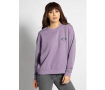 Sweatshirt flieder
