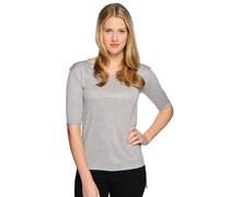 Bright T-Shirt, grey melange, Damen