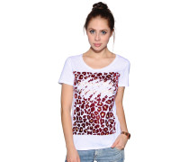 T-Shirt, Weiss, Damen