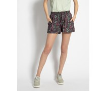Shorts anthrazit/mint/pink