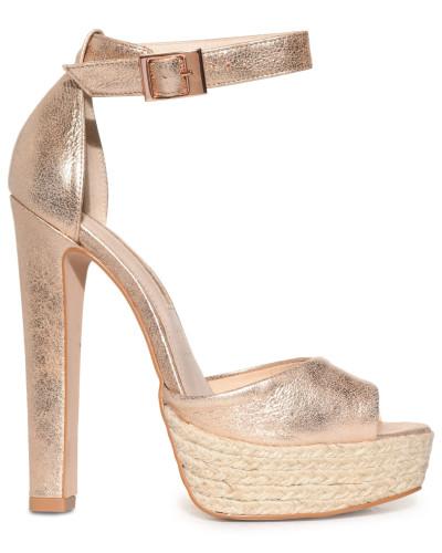 High Heels roségold