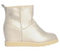 Boots, gold, Damen