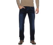 Jeans Regular Fit, Blau, Herren
