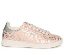 Sneaker rosa/silber