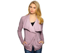 Hidden Ice Sweatjacke, Lila, Damen