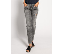 Jeans Skinny grau
