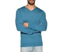 Pullover türkis