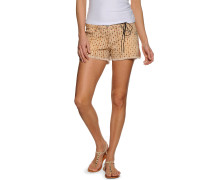 Shorts, beige, Damen