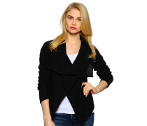 Major Strickjacke, Schwarz, Damen