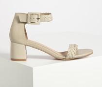 Sandalen beige/offwhite