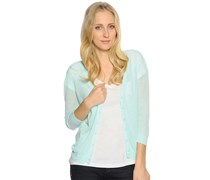 Strickjacke, mint, Damen