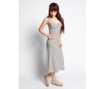 Kleid weiß/schwarz