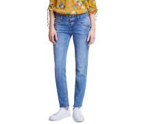 Jeans Newport blau