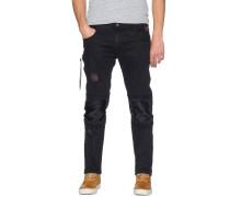 Jeans Mount schwarz