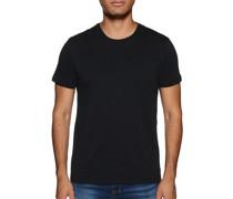 T-Shirt 2er Set schwarz