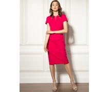 Business Kleid pink