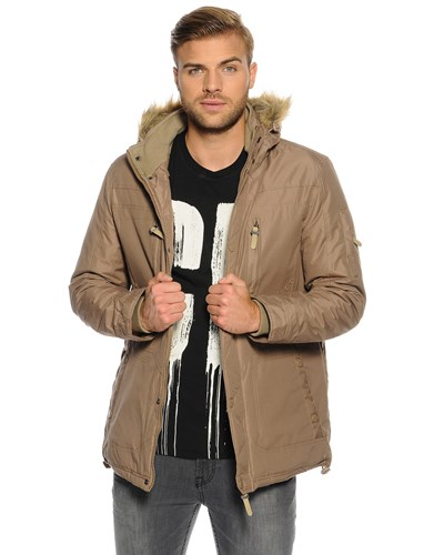 soul star herren jacke beige herren 44 reduziert. Black Bedroom Furniture Sets. Home Design Ideas