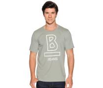 T-Shirt, Grün, Herren