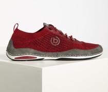 Sneaker rot/grau
