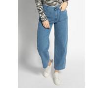 Jeans Boyfriend blau
