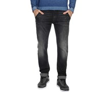 Sweat Jeans, anthrazit, Herren