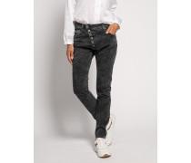 Jeans Slim anthrazit