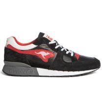 Sneaker schwarz/rot