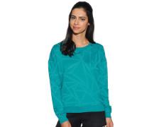 Sweatshirt, Grün, Damen