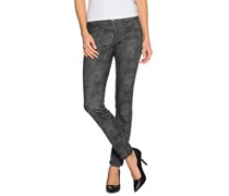 Jeggings, anthrazit, Damen
