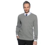 Pullover, Grau, Herren