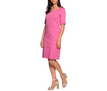 Business Kleid pink