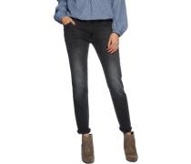Jeans, anthrazit, Damen