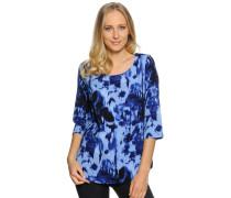 Blusenshirt, Blau, Damen