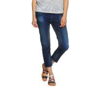 7/8 Jeans, blau, Damen