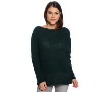 Pullover, flaschengrün, Damen