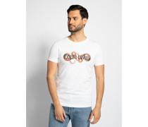 T-Shirt weiß 01