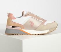 Sneaker weiß/rosa