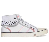 Sneaker, Weiss, Damen