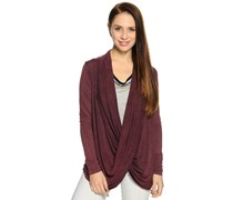 Longsleeve, bordeaux, Damen