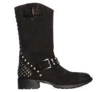 Boots, schwarz, Damen