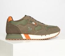 Sneaker oliv/khaki