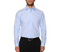 Business Hemd Slim Fit blau