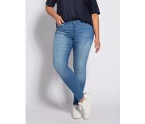 Jeans Four (große Größen) blau