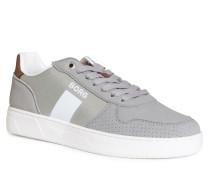 Sneaker hellgrau/weiß